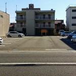 現在満車でございます。【月極駐車場】『第1駐左衛門』岐阜市島栄町1丁目パーキング(スーパーヤマナカ迄約190m)