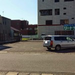 現在満車でございます。【月極駐車場】岐阜市島栄町2丁目高納パーキング(スーパーヤマナカ迄約160m)
