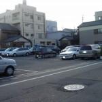 現在満車でございます。【月極駐車場】岐阜市山吹町2丁目丸宮園芸パーキング(スーパーヤマナカ迄約500m)